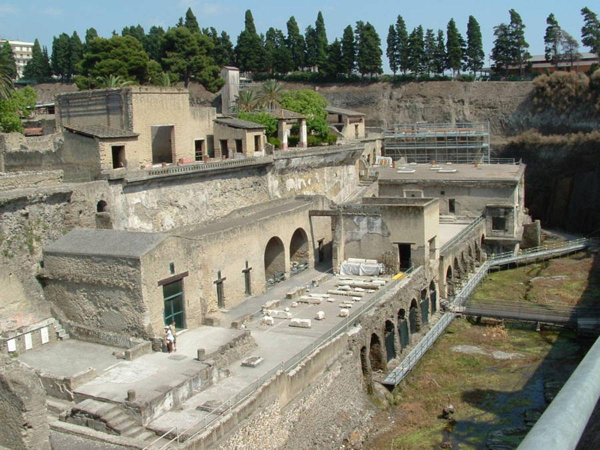 Tour Pompei Ercolano Vesuvio