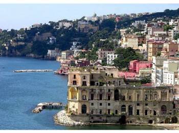 Naples and Archaeological Museum Tour
